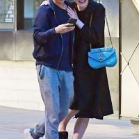Are Elle Fanning, 20, and Max Minghella, 32, Dating? Actors Get Cozy on Night Out in London