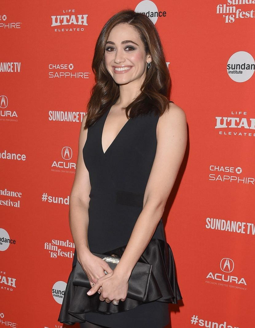 Emmy Rossum Joins 'I Weigh' Movement And Encourages Fans To Look Beyond The Number On The Scale