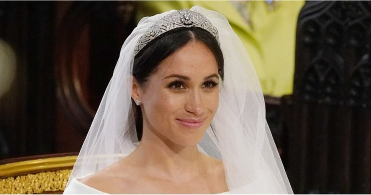 Prince Harry Had the Sweetest Reaction to Meghan Markle's Wedding Day Makeup