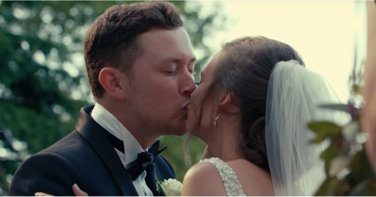 Scotty McCreery Turned His Wedding Footage Into a Music Video, and Now We're Tearing Up