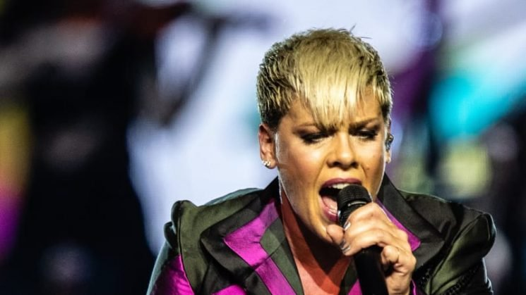 Pink postpones second Sydney show due to illness