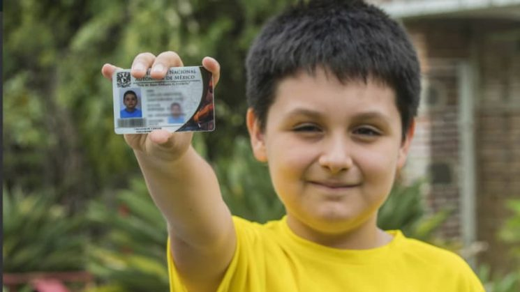 12-year-old 'genius' enters Mexican university