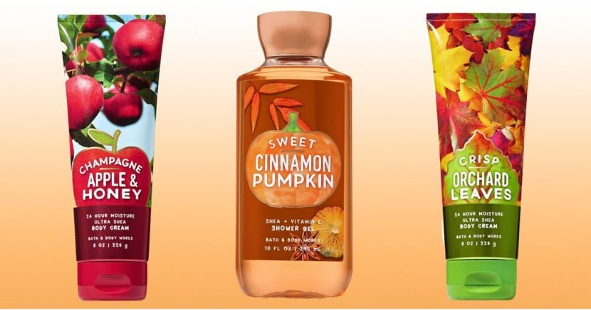 Bath & Body Works Just Released Its Fall Body Products, So Nice Knowing Ya, Summer