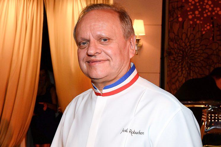 Legendary Chef Joël Robuchon Dies at 73