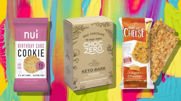 All the Keto-Friendly Snacks You Can Get Delivered From Amazon
