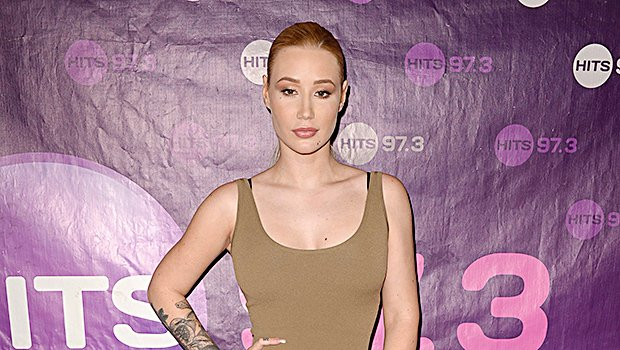 Iggy Azalea Puts Curves On Display In Form-Fitting Dress After Twerking It Out In Her Bikini — Pic