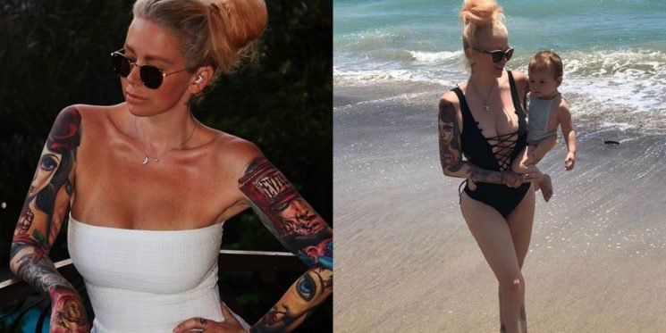 Jenna Jameson Is Intermittent Fasting AND Doing Keto