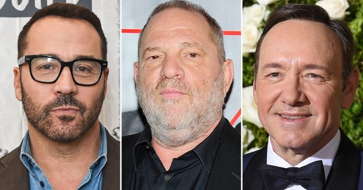 Hollywood's Sexual Misconduct Scandals