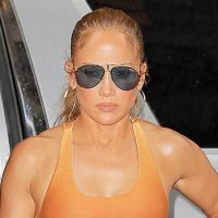 Jennifer Lopez Puts Insane Abs On Display While Rocking A Sports Bra On NYC Streets — New Pics