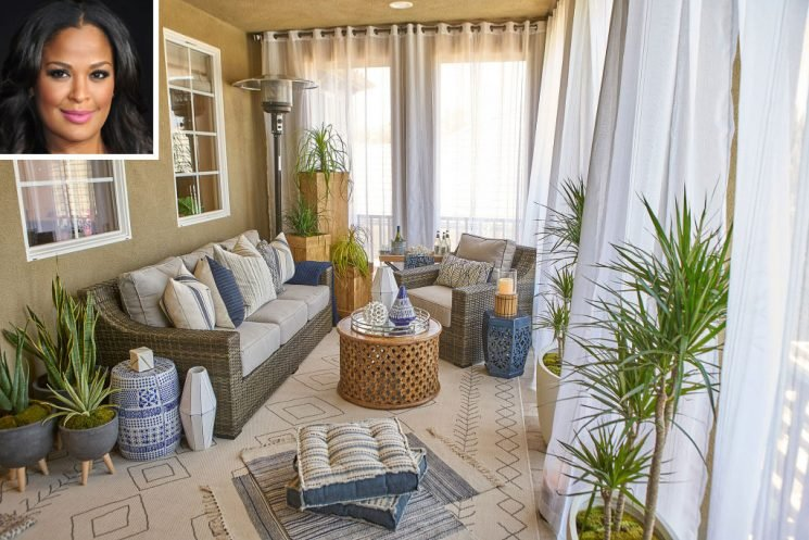See Laila Ali's Gorgeous Patio Renovation—Plus 5 Tips to Recreate the Look in Your Own Home!