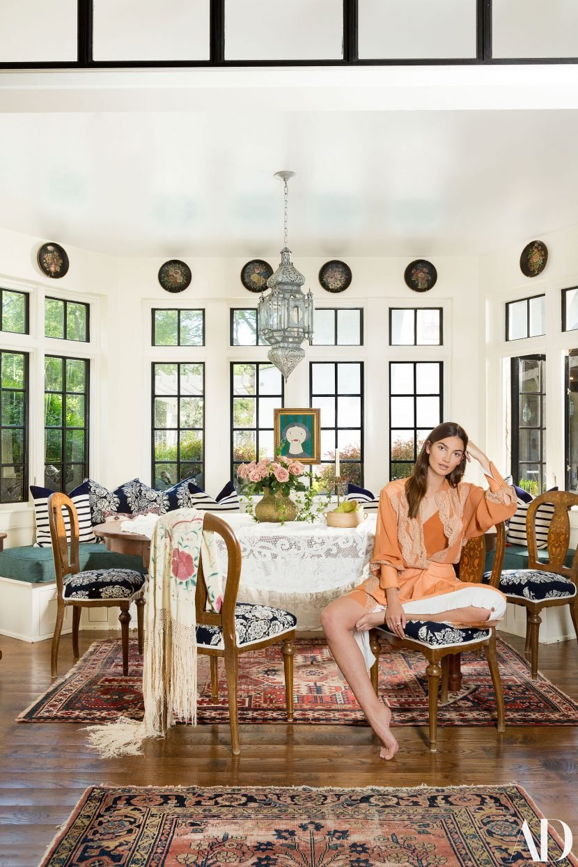 Inside Victoria's Secret Model Lily Aldridge's 'Beautiful, Comfy, Cozy' Nashville Home