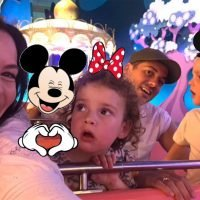 Grandpa Steven Tyler Joins Daughter Liv and Her Kids for a Fun-Filled Trip to Disneyland Paris