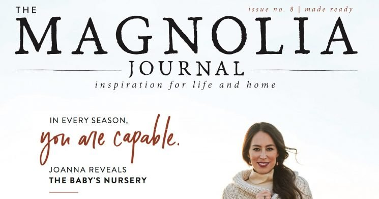 Joanna Gaines Opens Up About Her 'Geriatric Pregnancy'