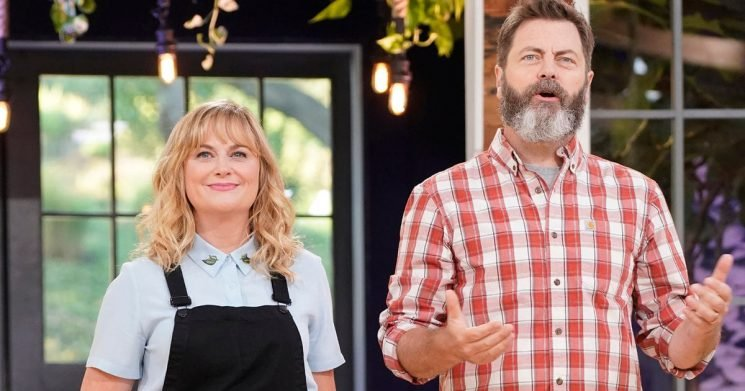 Amy Poehler and Nick Offerman's 'Making It': NBC Social Accounts Craft Bad Show Title Puns to Celebrate Premiere
