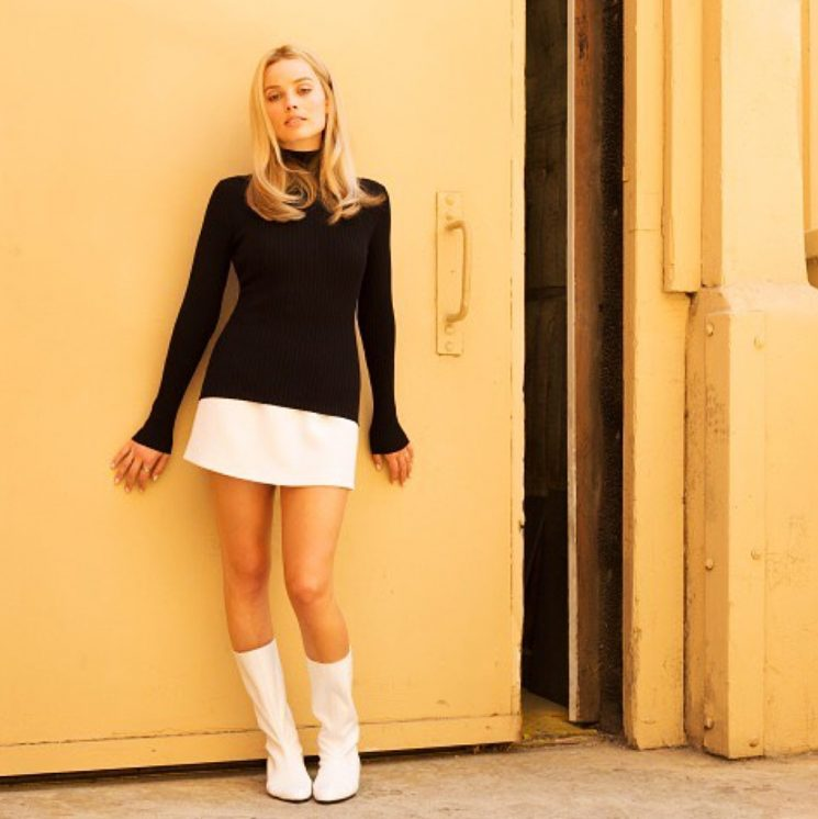 Margot Robbie Is the Spitting Image of Sharon Tate in Quentin Tarantino's New Movie