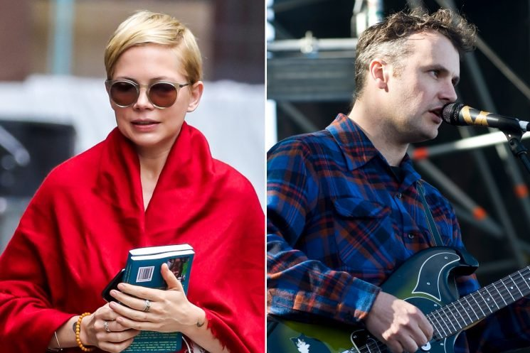 Michelle Williams and Phil Elverum have a new home