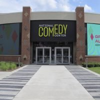 National Comedy Center opens in Lucille Ball's hometown