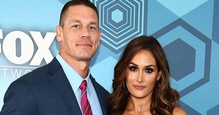 Nikki Bella Confirms Decision to 'Officially Part Ways' with John Cena
