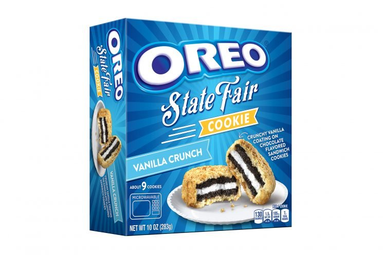 State Fair Oreos Are Now on Sale at Walmart—and They Come in Two Flavors