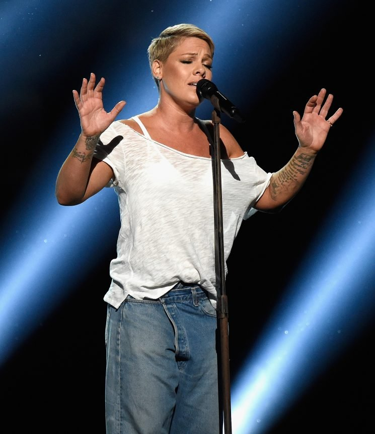 Pink Details Health Struggles as she Rebuts Reports She Canceled Sydney Show for a Beach Day
