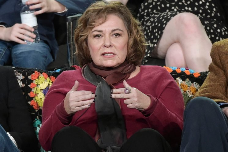 ABC canceled 'Roseanne' after 'multiple instances' with Barr