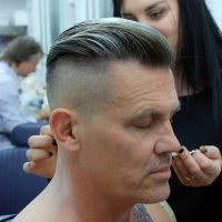Josh Brolin Tells Non-Stop Jokes in the Deadpool 2 Makeup Chair