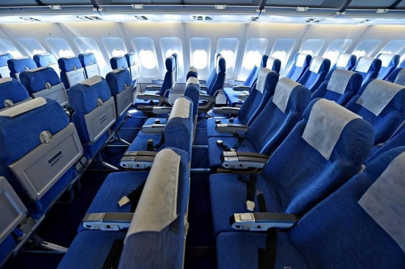 Holidaymakers warned they risk getting HEAD LICE from plane seats