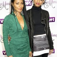 Jada Pinkett Smith & Daughter Willow Writing A Song Together Called 'Dear Father'