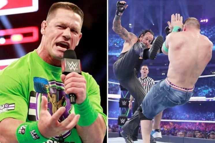 WWE news: John Cena vs The Undertaker II rumoured to be set for SummerSlam this month