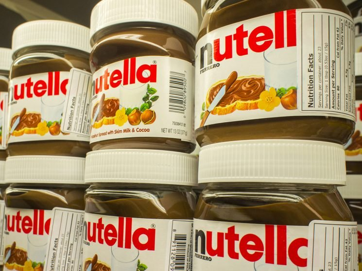 Nutella Is Hiring 60 People to Taste Test Their Products