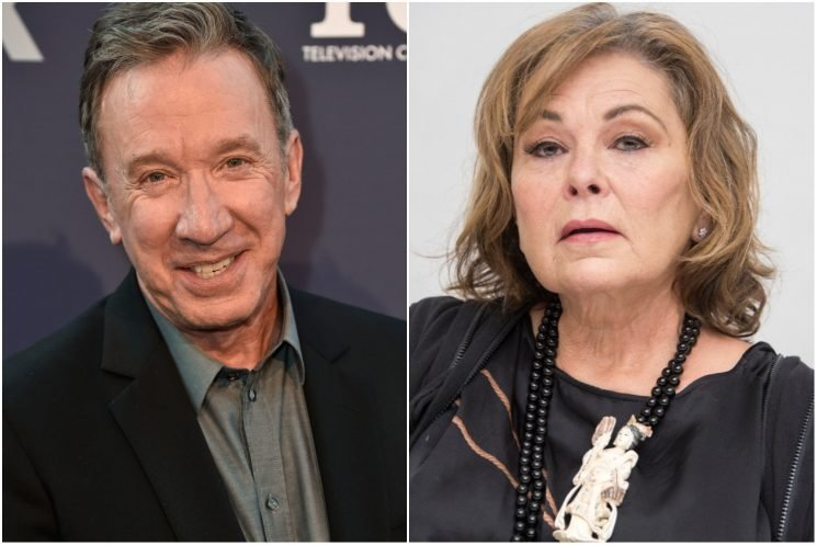 Tim Allen: Roseanne Barr 'was the most tolerant woman I've ever known'