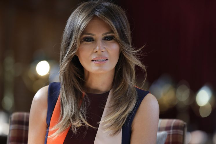 Melania Trump's top policy aide reportedly leaves White House