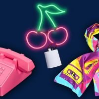 It was acceptable in the '80s – and it is acceptable now too… this week we love neon brights and dazzling eyeliner