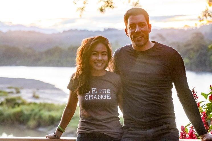 EXCLUSIVE: Drew Scott and Linda Phan Jet to Ecuador for Honeymoon — See Their Adorable Photos