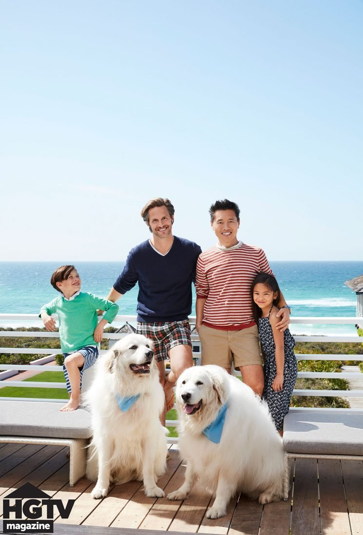 HGTV Star Vern Yip's Florida Home Is Beachy Yet Chic: Don't 'Go Overboard with Mermaids!'