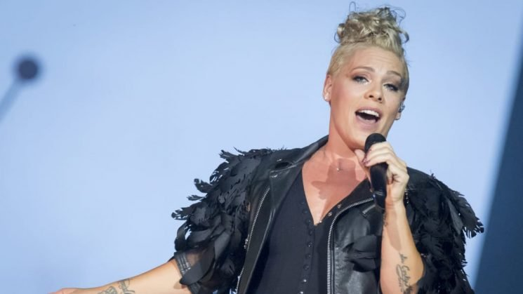 Pink Speaks Out