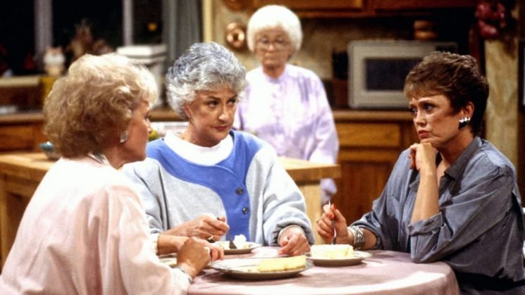 A 'Golden Girls' Cookbook Is Coming in 2020