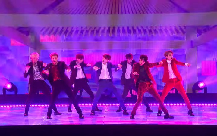 BTS Kicks Off 'America's Got Talent' New Episode With Massive Performance of 'IDOL'