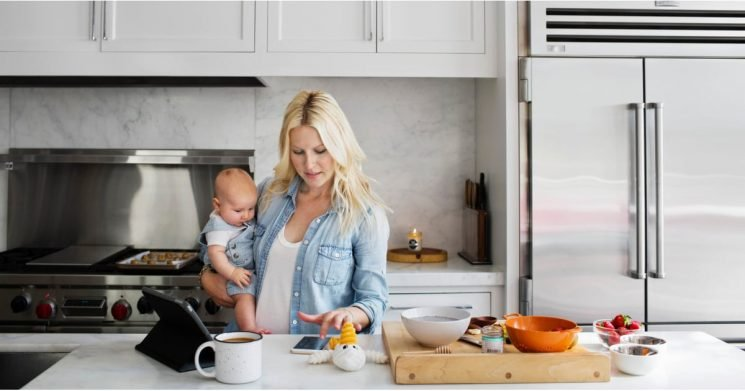 The 5 Most Productive Things Moms Can Do With a Spare 5 Minutes
