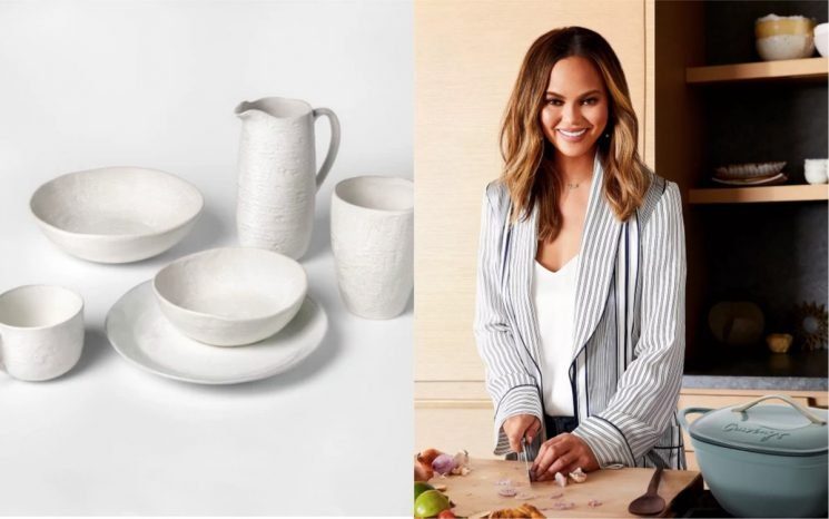 9 Items From Chrissy Teigen's Target Line You Need In Your Life, Stat