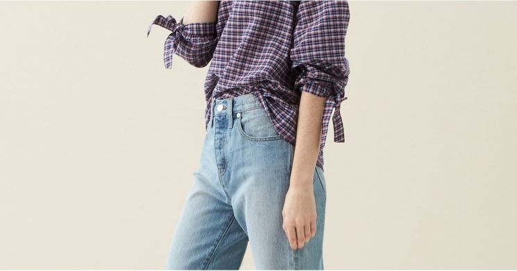 We'd Take a Cross-Country Flight in Any of These 12 Jeans — They're That Comfortable