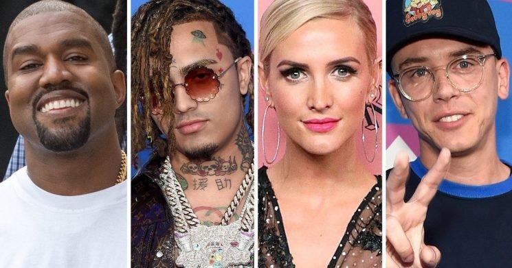 15 Songs You Gotta Hear on #NewMusicFriday: Kanye, Lil Pump, Ashlee Simpson, Logic