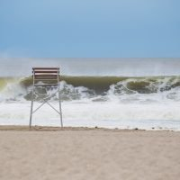 Teen goes missing while swimming off Rockaway