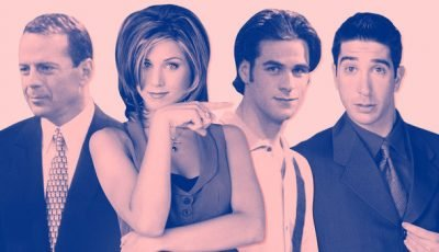 The Definitive Ranking of Rachel Green's Friends Love Interests