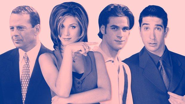 The Definitive Ranking of Rachel Green's Friends Love Interests