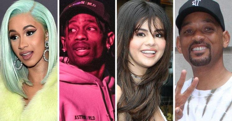 13 Songs You Gotta Hear on #NewMusicFriday: Cardi B, Travis Scott, Selena Gomez, Will Smith, Lil Wayne