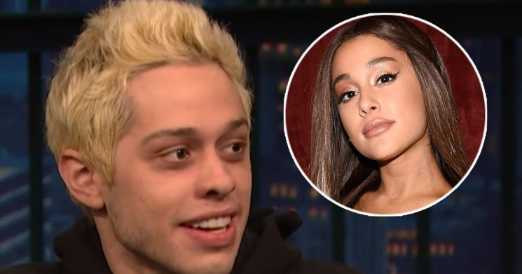 Pete Davidson Got a Pet Pig with Ariana Grande — Says He Lost Friendships After Quick Engagement