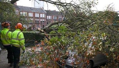 Storm to batter UK – 'danger to life' alert with flying debris and killer waves