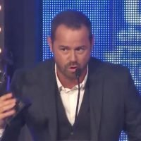 Danny Dyer reveals real reason he won Best Soap Actor in foul-mouthed speech