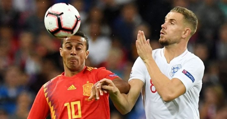 Jordan Henderson says facing Champions League's best will improve England stars